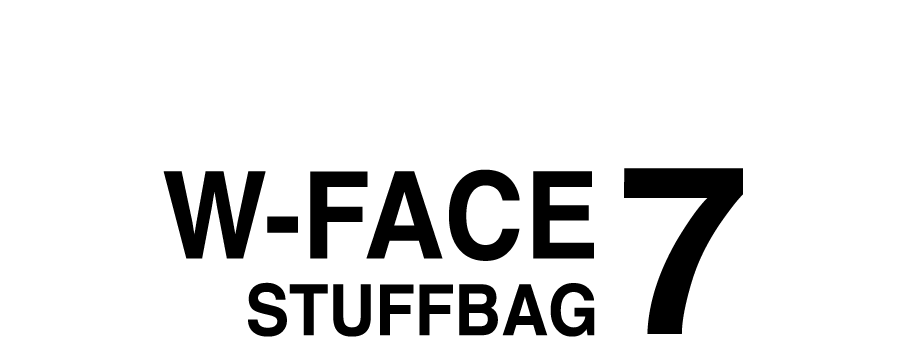 W-FACE STUFF BAG 7